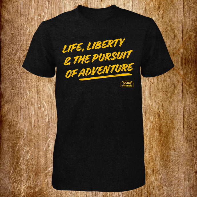 Pursuit of Adventure T-Shirt