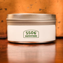 Humidor Candle in 8-Ounce Travel Tin