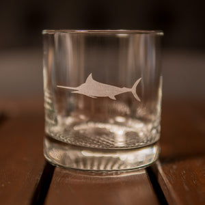 Marlin Cocktail Glasses (Set of 2)