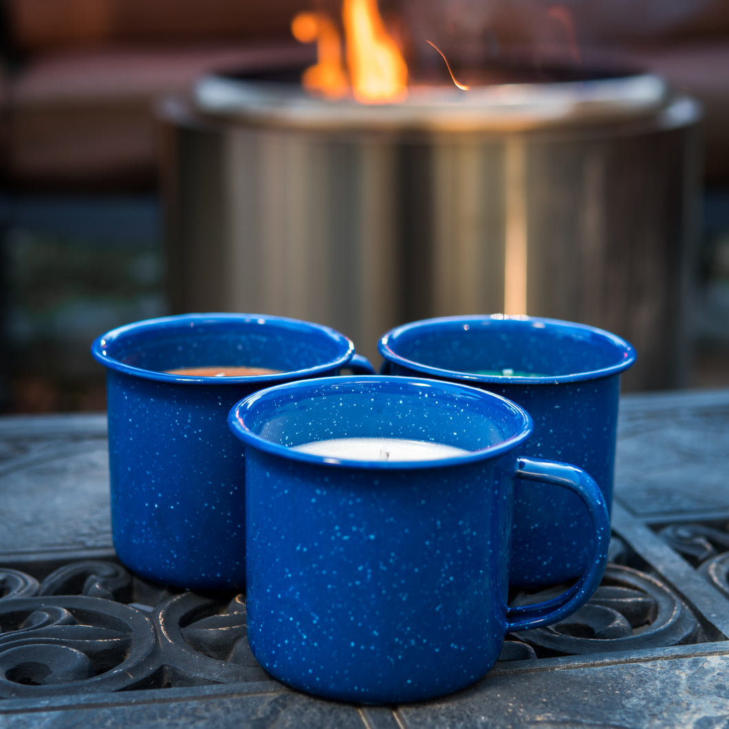 Alpine Candle Collection (Set of 3)