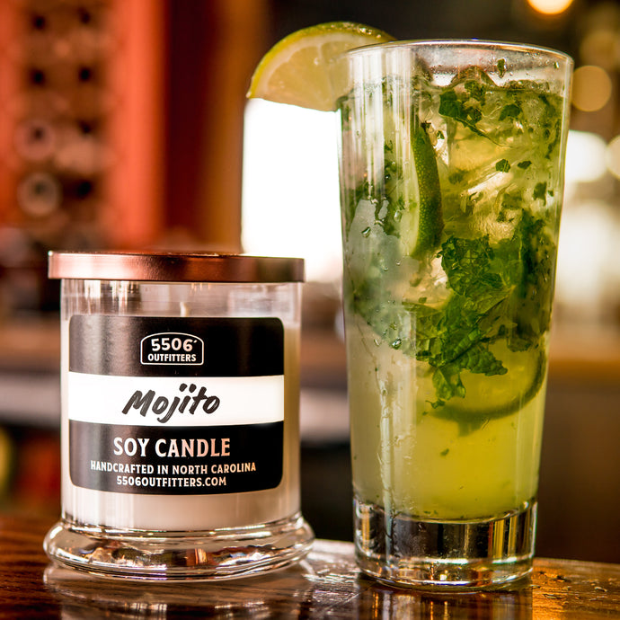 Mojito Candle from 5506 Outfitters