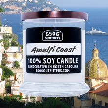 Amalfi Coast Candle in a 12-Ounce Reusable Glass