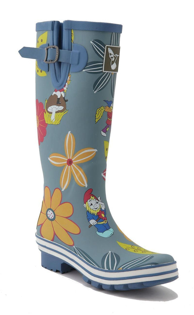 Evercreatures Dahlia Tall Wellies - Evercreatures wellies