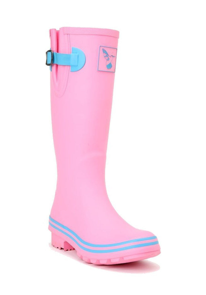 Evercreatures Pastel Pastures Tall Wellies - Evercreatures wellies