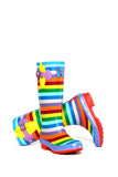 Evercreatures - Evercreatures Rainbow Tall Wellies