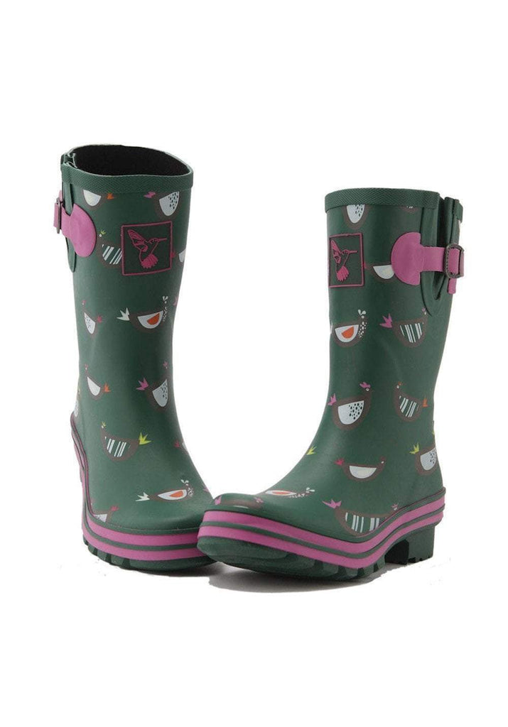 Evercreatures Chicken Short Wellies - Evercreatures wellies