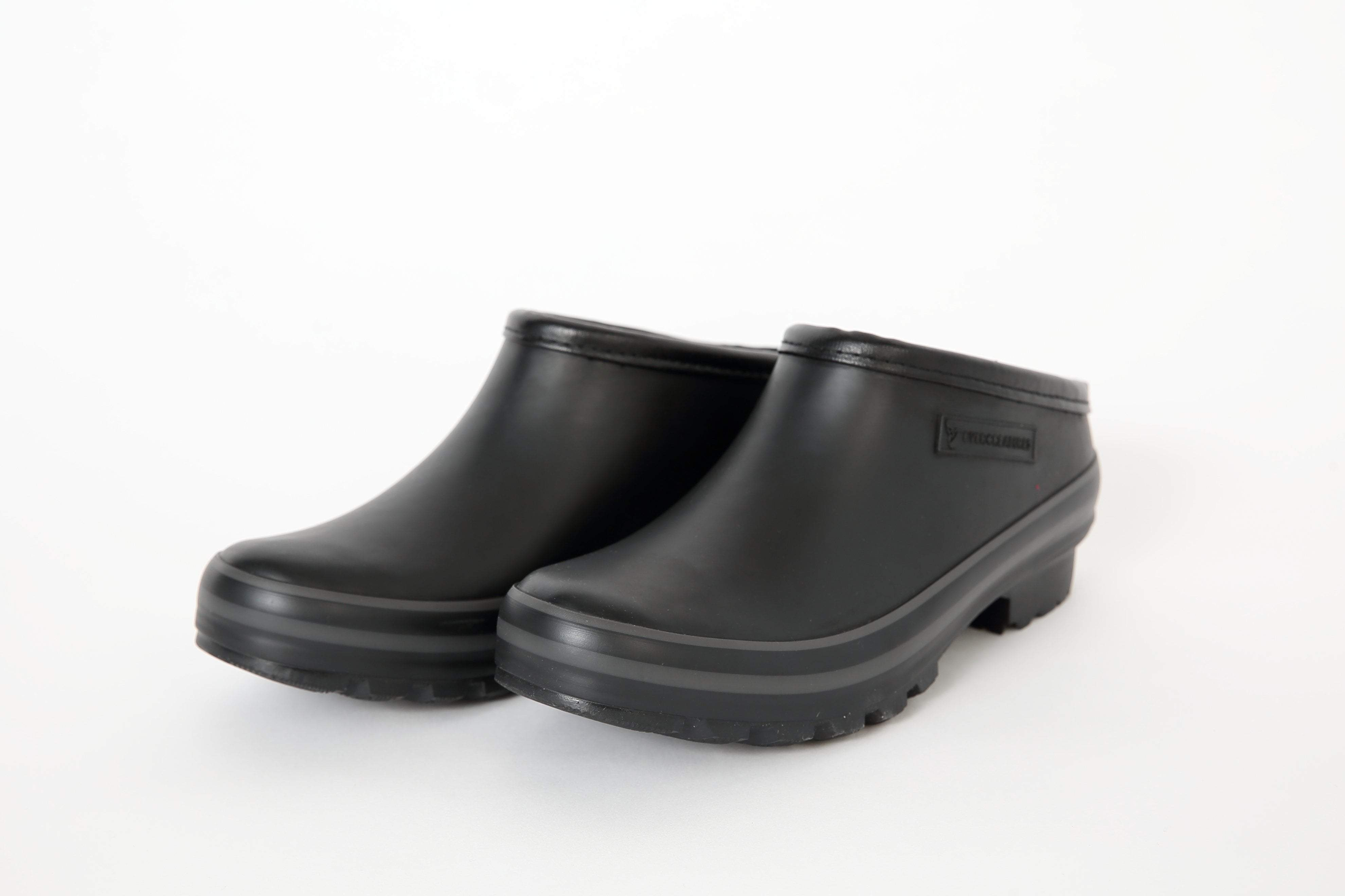 Evercreatures All Black Backdoor Wellies - Evercreatures wellies