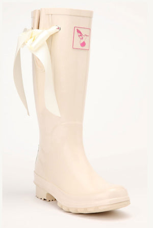 Evercreatures IDO Wedding Tall Wellies - Evercreatures wellies