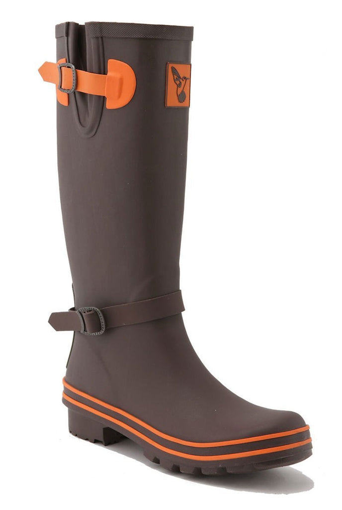 Evercreatures Terracotta Tall Wellies