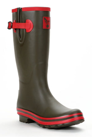 Evercreatures Army Surplus Tall Wellies - Evercreatures wellies