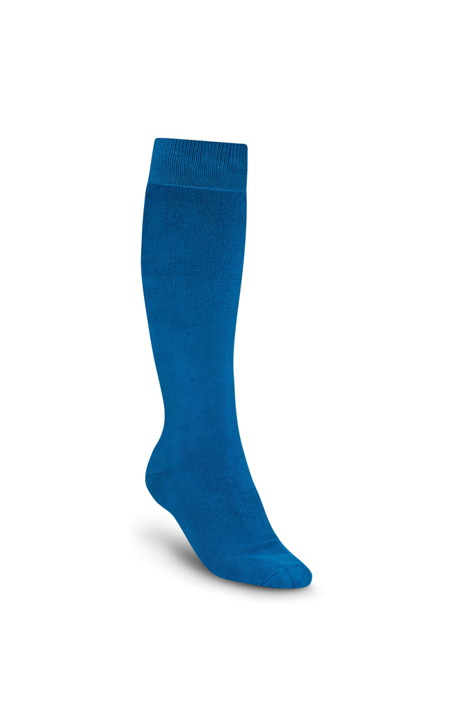 Bonsai Eco Bamboo Cotton Welly Socks - Bella Blue - Evercreatures wellies
