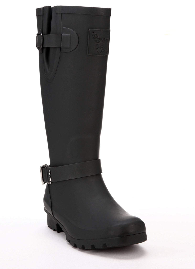 Evercreatures Triumph Charcoal Tall Wellies - Evercreatures wellies