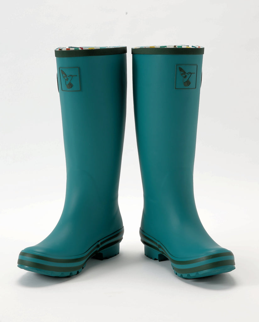 Evercreatures Deep Forest Tall Wellies - Seconds