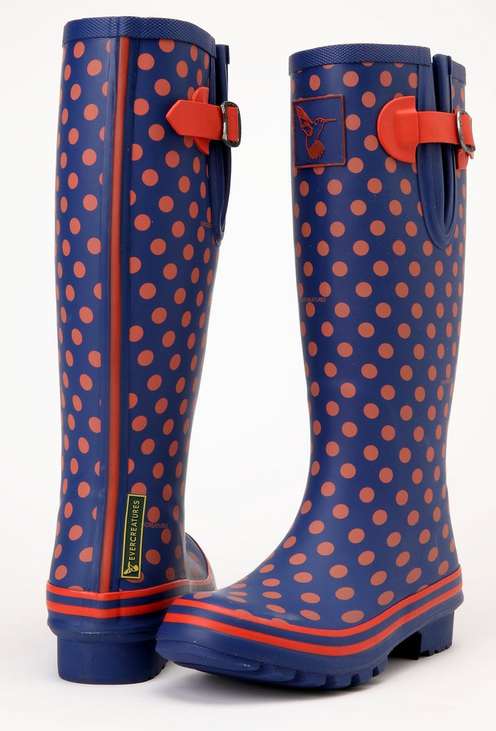 Evercreatures Multisun Tall Wellies - Evercreatures wellies