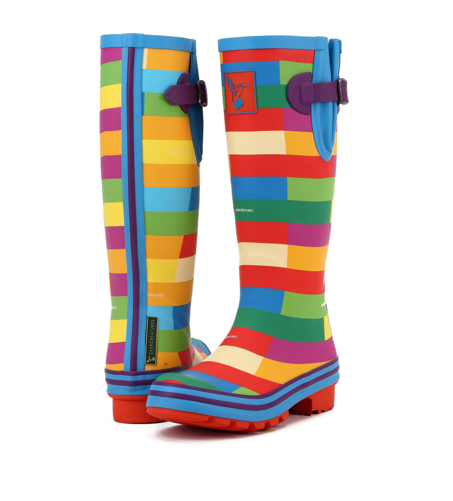 Evercreatures Prism Tall Wellies - Evercreatures wellies