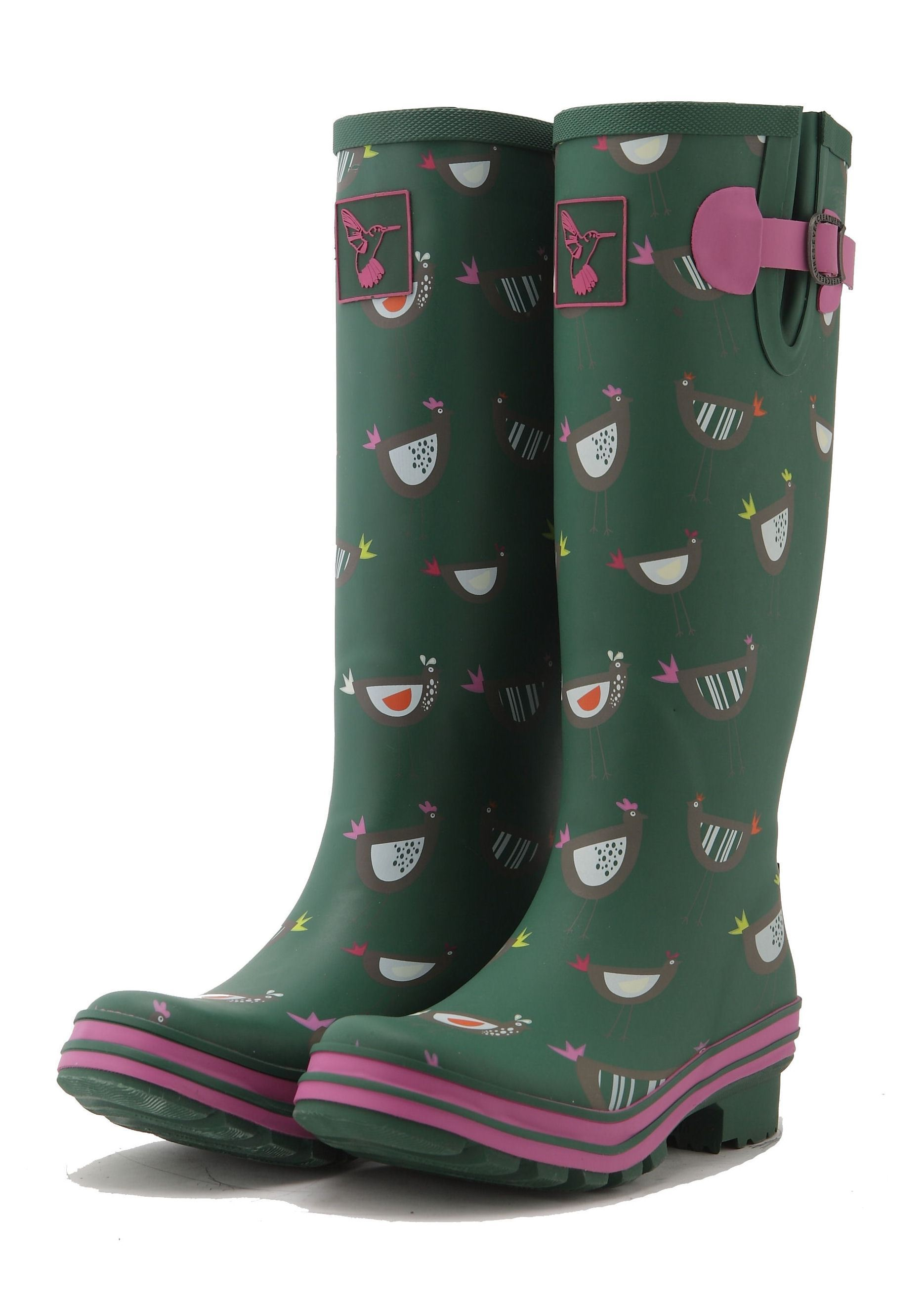 Evercreatures Chicken Tall Wellies - Evercreatures wellies