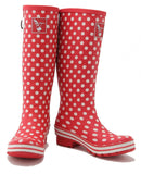 Evercreatures Polka Tall Wellies - Evercreatures wellies