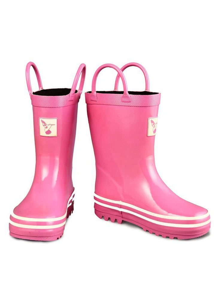 Little Creatures Pink Kids Wellies - Evercreatures wellies
