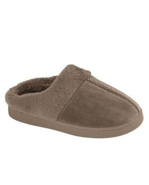 Evercreatures - Moco Camel Mule Slipper - Camel Bronze