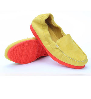 Evercreatures Sundancer Como Shoes - Yellow