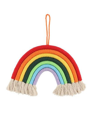 Cotton Hanging String Rainbow