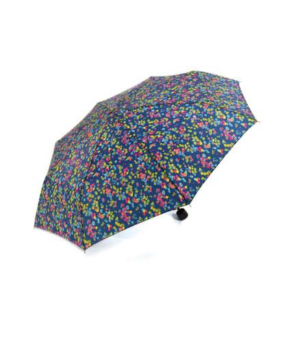 Evercreatures - Supermini Ditsy Floral Print Umbrella