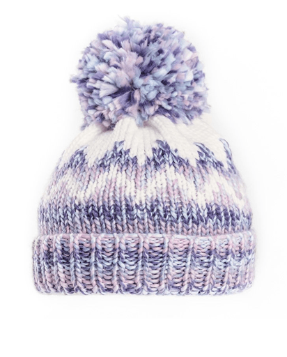 Ladies Judy Bobble Hat - Ice