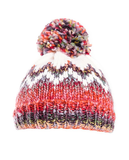 Ladies Judy Bobble Hat - Terracotta