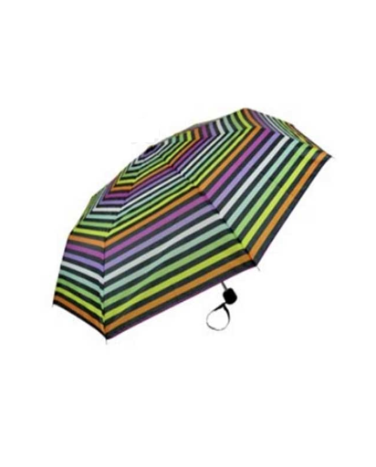 Evercreatures - Supermini Stripe Print Umbrella
