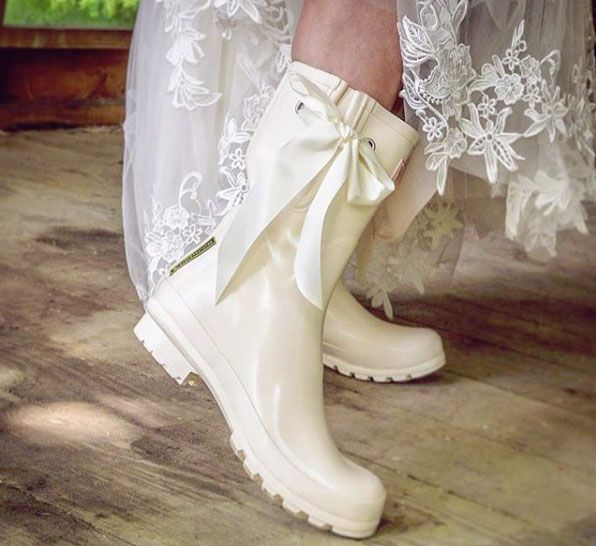 IDO Wedding Wellies