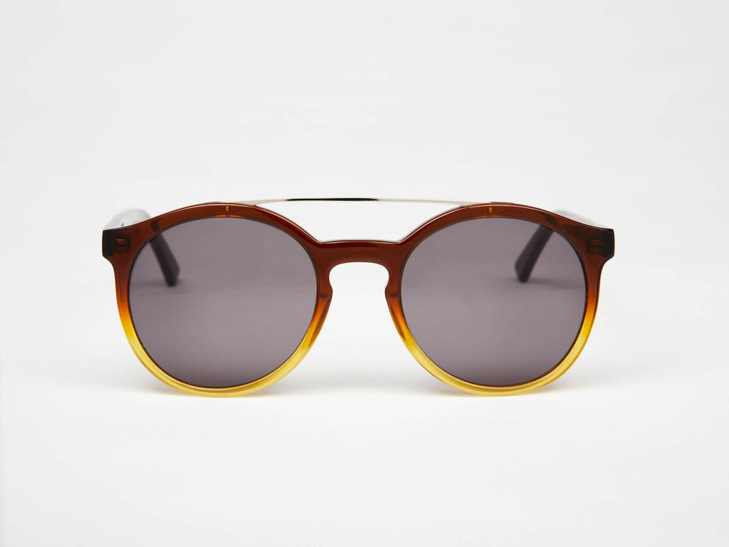 How can we offer sustainable premium sunglasses for lower prices?