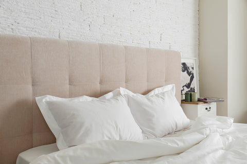 Back to Basics Organic Cotton Pillow Covers