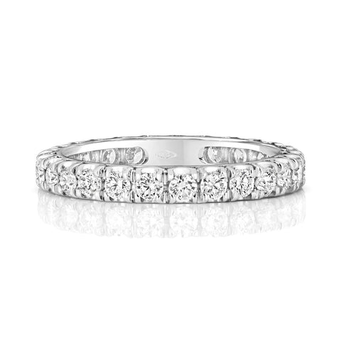 LADIES DIAMOND FULL BAND RING