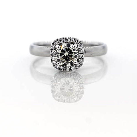 18ct White Gold Bellissimo Ring