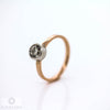 18ct Rose Gold Brilliant Cut Diamond Ring 0.75ct