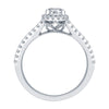 altr created diamond halo ring ,  diamonds , lab diamonds , created diamonds , diamond solitaire ring  , ladies engagement ring , white gold engagement ring , cheapest lab grown diamond rings , ladies engagement ring , hthp diamonds , solitaire ring