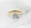 18ct Yellow Gold 1.25ct Diamond Solitaire Ring