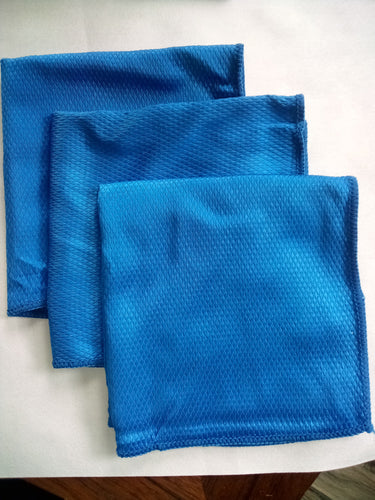 Xtreme Streakfree (Blue cloth) 3 pack 16x16