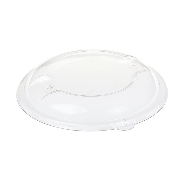 Foodpack.green: coperchio cupola impilabile ø21 in pla biodegradabile compostabile