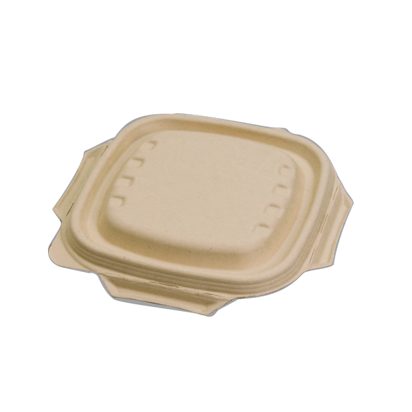 Foodpack.green: coperchio in polpa di cellulosa nature 20x20