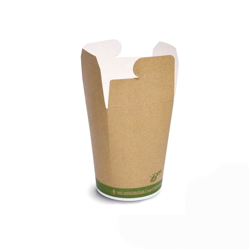 Foodpack.green: Food Cup Take Away 500 ml