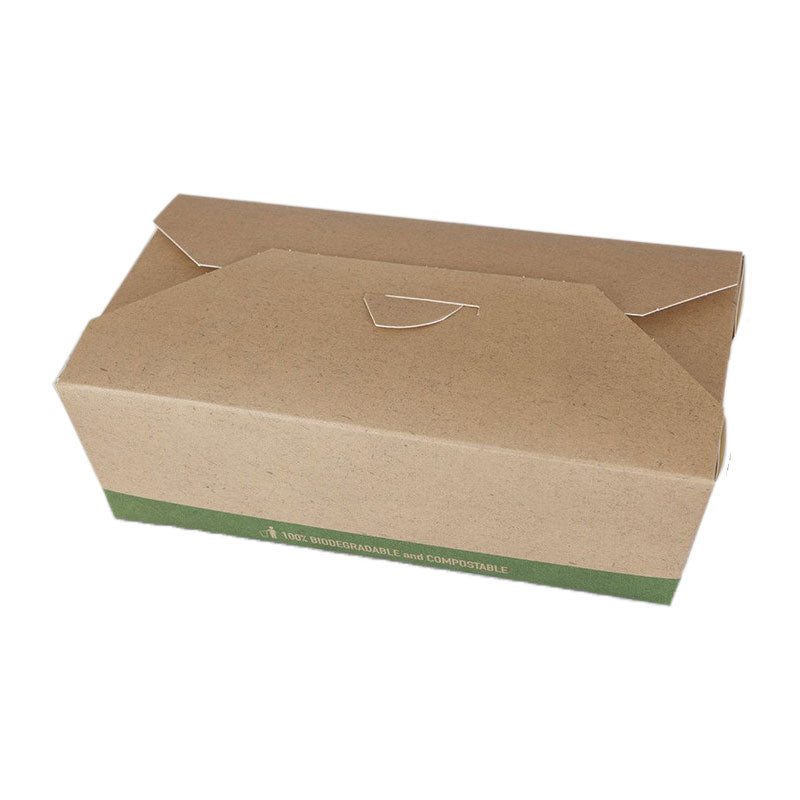 Foodbox 160x90x60h Avana Compostabile - 1000 ml