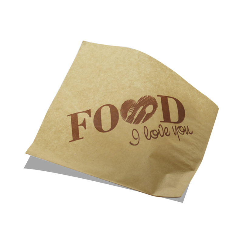 Foodpack.green: Sacchetto in Carta Prendi-Pizza 15x19