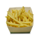 Foodpack.green: take away vaschetta fritto piccola in cartoncino compostabile
