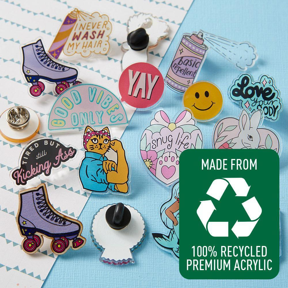 eco friendly pins