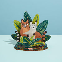 Zap! Creatives Birch Plywood Standees - 65mm x 75mm