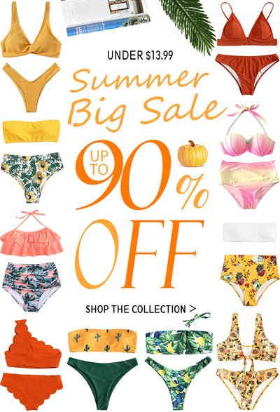 SUMMER BIG SALE