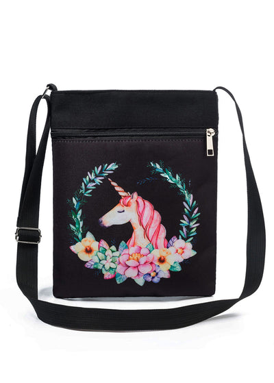 Unicorn Printed Bag
