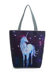 Star Unicorn Printing Bag
