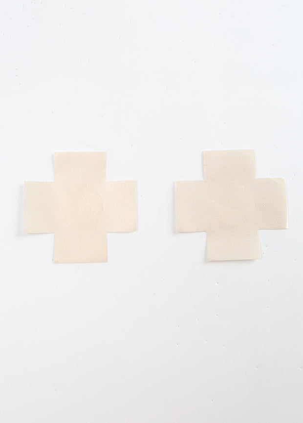Invisible Disposable Chest Sticker-Cross